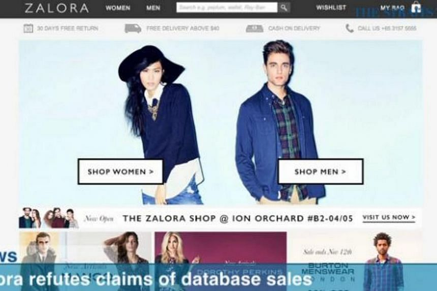 In today's News In A Minute, we look at how Zalora refutes a Facebook post by satirical site SMRT Ltd (Feedback) that its customers personal data was sold. -- PHOTO: SCREENGRAB FROM RAZORTV
