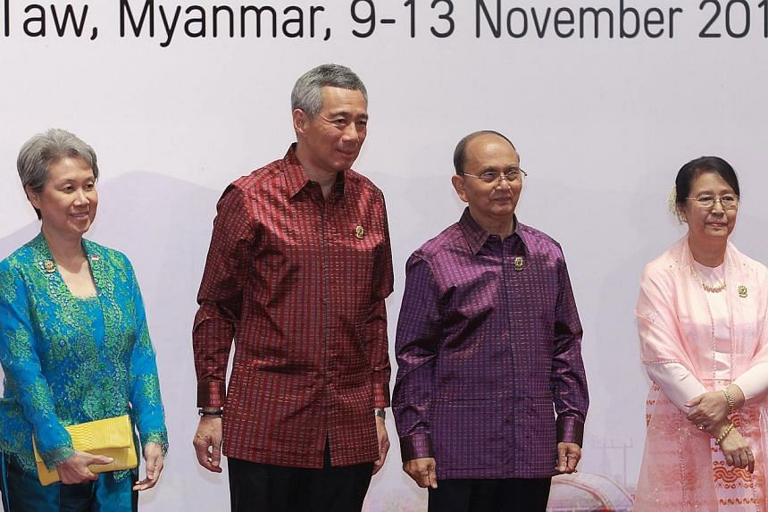 Singapore can play a role in Asean, however modest. -- PHOTO: ZAO BAO
