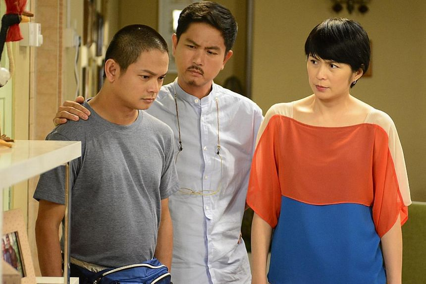 MediaCorp's latest long-form TV drama 118 (above) will run to 190 episodes, while Hong Kong TVB sitcom Come Home Love is likely to cross the 1,000- episode mark. -- PHOTO: MEDIACORP