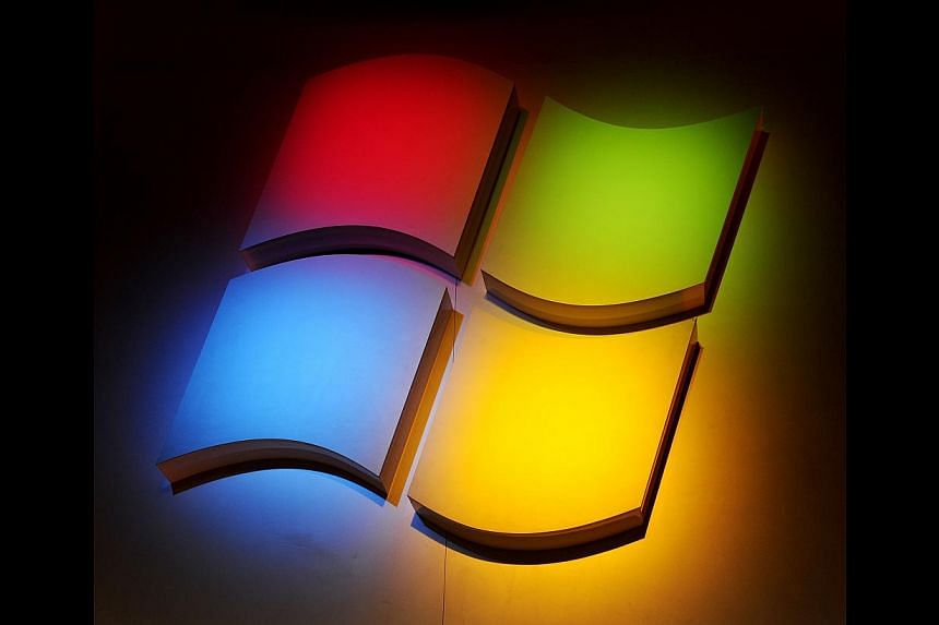 Microsoft issued an emergency patch for a dangerous flaw that was existing in Windows operating software for nearly two decades. -- PHOTO: AFP