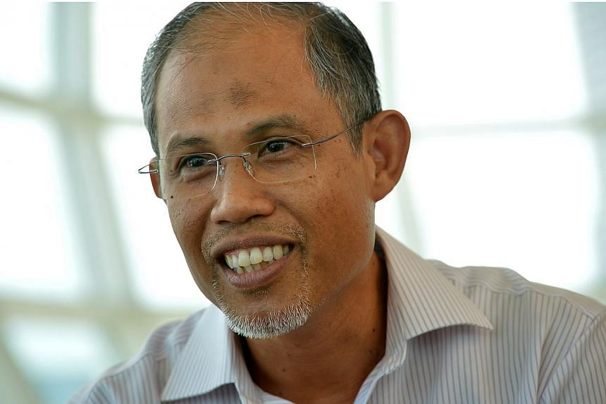 Senior Minister of State for Foreign Affairs and Home Affairs Masagos Zulkifli will be in Sabah, Malaysia, from Sunday to Tuesday for a working visit. -- PHOTO: ST FILE