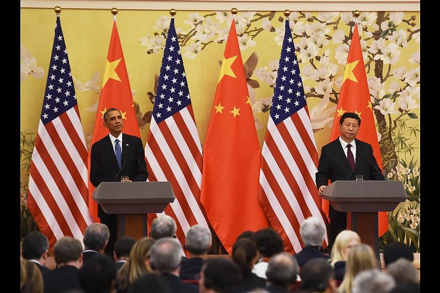 US President Barack Obama and Chinese President Xi Jinping this week jointly announced targets to reduce carbon emissions in the post-2020 period.