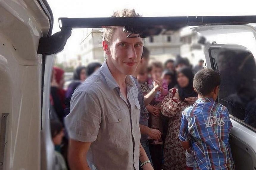 The Islamic State in Iraq and Syria (ISIS) on Sunday claimed to have executed US aid worker Peter Kassig as a warning to the United States. -- PHOTO: AFP/KASSIG FAMILY HANDOUT