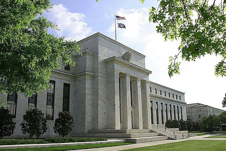 The Federal Reserve said it is hosting a meeting on Monday with banks and regulators to discuss the development of a reference rate alternative to Libor, the London interbank rate that was at the center of a global rigging scandal. -- PHOTO: AFP