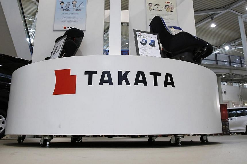 The 2007 Mustang was part of a June recall of millions of cars from nine manufacturers because air bag inflators made by Japanese supplier Takata Corp could rupture and send metal fragments into the cabin. -- PHOTO: REUTERS