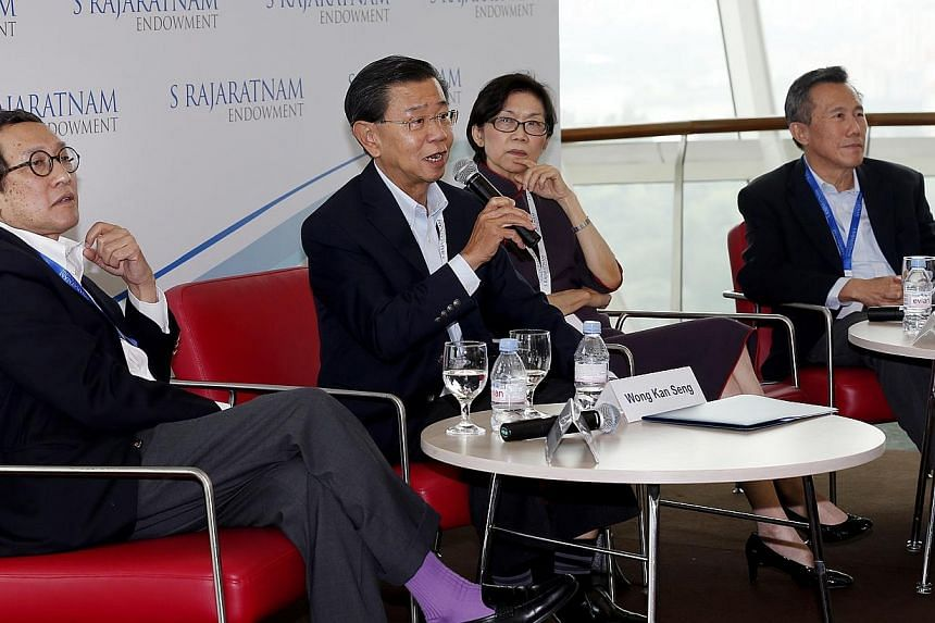 Launch of the S. Rajaratnam Endowment, a non-profit philanthropic organisation set up by Temasek to recognise Singapore's first and longest-serving Foreign Minister.The threats posed by groups like Islamic State of Iraq and Syria (ISIS) extend