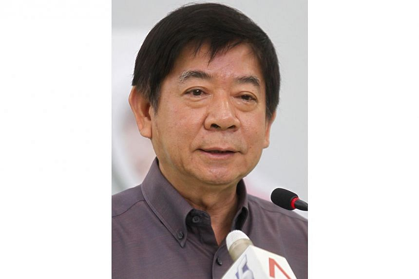 """Public officers can face verbal and even physical abuse as they carry out their work, Minister for National Development Khaw Boon Wan said in a blog post on Tuesday, as he called for more """"mutual respect"""". -- PHOTO: ST FILE"""
