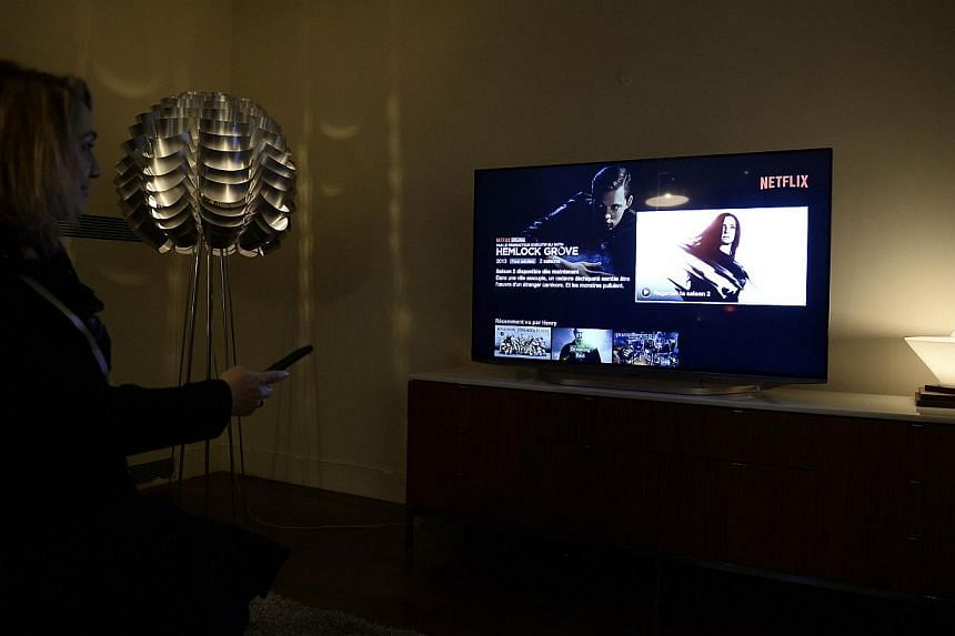 Tax credits for filming Netflix's House Of Cards and HBO's Veep are costing Maryland taxpayers money and should be ended in 2016, state lawmakers concluded in a new report. -- PHOTO: AFP