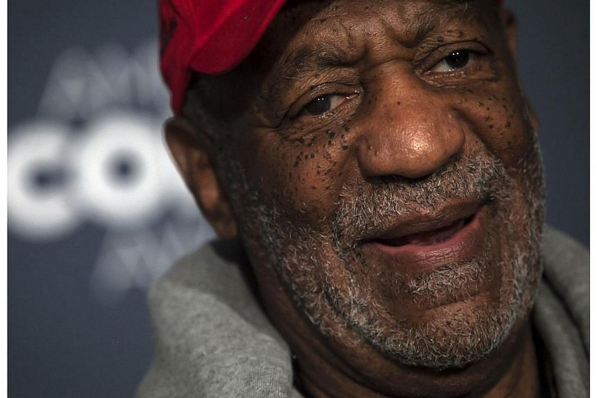 Actor Bill Cosby attends the American Comedy Awards in New York in this file photo from April 26, 2014. -- PHOTO: REUTERS
