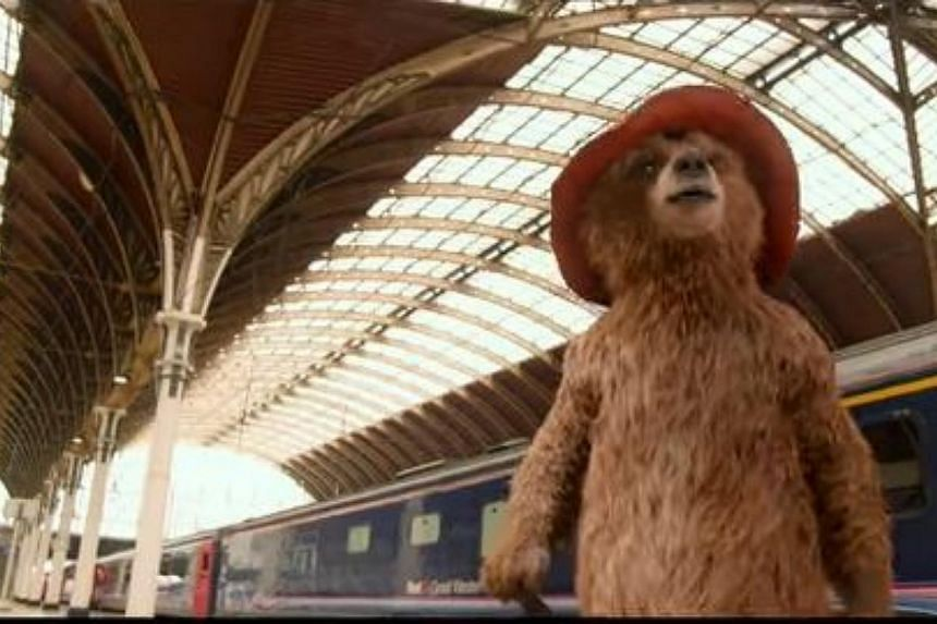 """Britain's film classification board said Wednesday it has removed a warning that the new """"Paddington"""" movie contains """"mild sex references"""" after the creator of the much-loved children's character expressed shock at the advice. -- PHOTO: SCREENGRAB FR"""