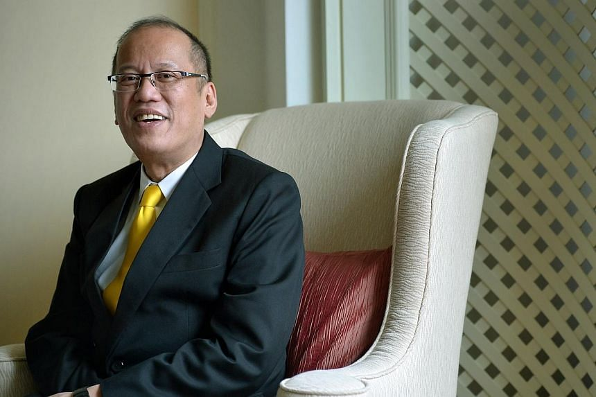 Philippine President Benigno Aquino, 54, is credited with orchestrating the economic turnaround of the Philippines in his four years in power, even as he has had to face several diplomatic challenges such as tensions with China over territorial claim