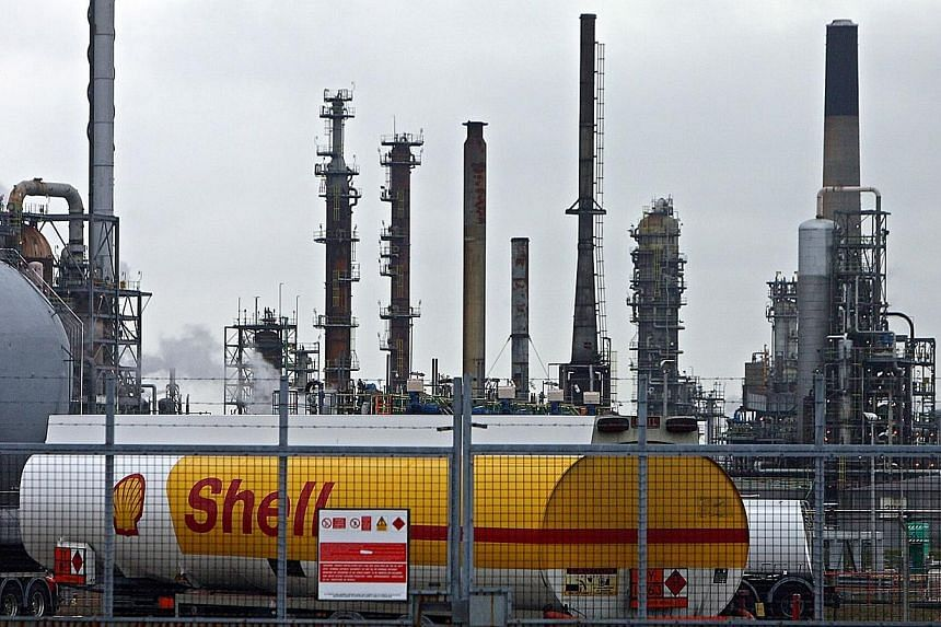 Anglo-Dutch energy giant Royal Dutch Shell has won a multi-million dollar court battle against Indian authorities, marking a significant victory for multinationals involved in tax wrangles in the country. -- PHOTO: AFP