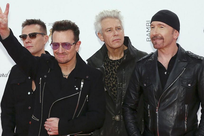 U2 (pictured above last week) who faced mockery for sending their album for free to iTunes' half billion users, are back with a new experiment - a film version by leading urban artists. Films of Innocence will feature motion pictures by 11 artists kn