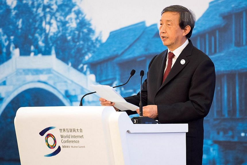 China's Vice-Premier Ma Kai, speaking on Nov 19, 2014at the opening ceremony of the World Internet Conference in Wuzhen, Zhejiang province,called for stronger management of the Internet Wednesday at a government-organised conference conde