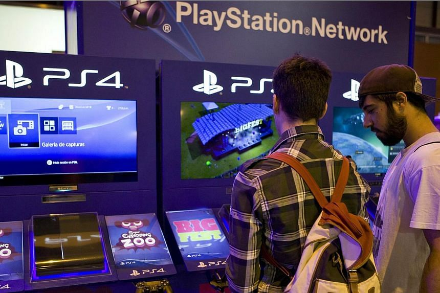 """Video game and e-commerce markets are growing """"exponentially"""" across the Middle East and North Africa, driven by the mobile revolution and new youth-produced content, according to a study. -- PHOTO: AFP"""