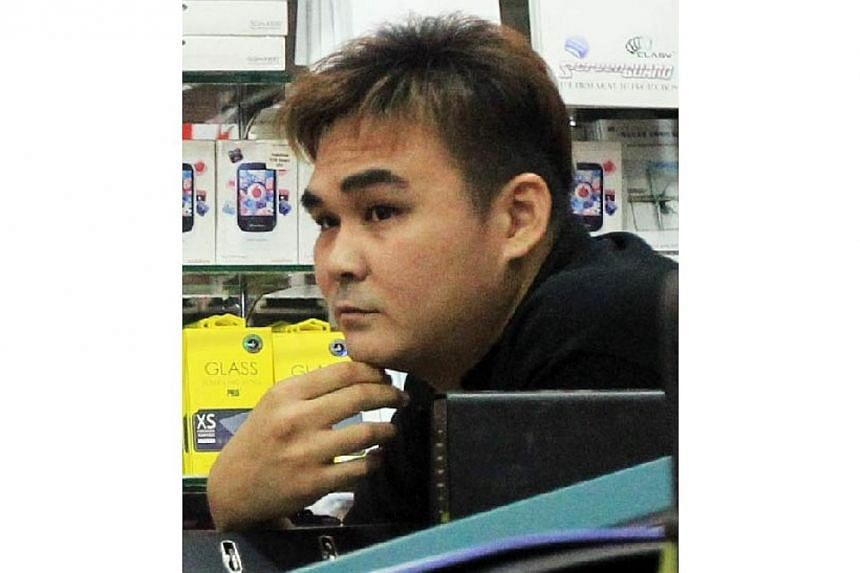 Ricky Lee, who reportedly took over the infamous Mobile Air from Jover Chew. -- PHOTO: LIANHE WANBAO