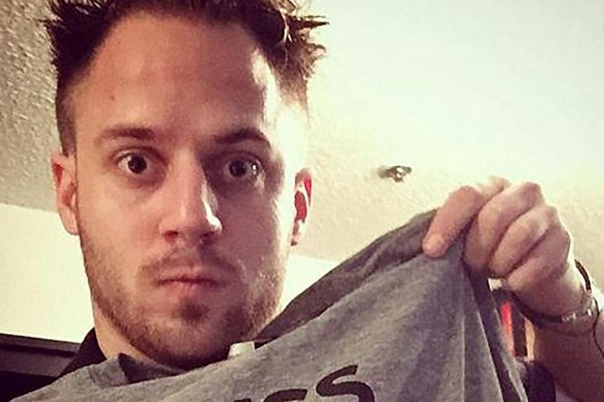 """Self proclaimed 'Dating guru' Julien Blanc. The controversial dating coach, who has been banned from holding seminars in several countries for his physically aggressive """"pick-up"""" methods, says he is the """"world's most hated man"""" but has denied even te"""