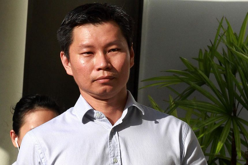 Former NParks officer Bernard Lim Yong Soon was fined $5,000 for lying to auditors about his relationship with a bicycle firm director. -- PHOTO: ST FILE