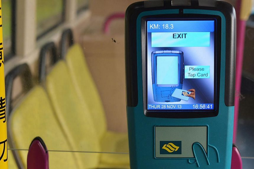 By assembling a data analytics team to make sense of the data contained on commuters' bus fare cards, the LTA collected useful information to add new bus routes and relieve crowding. -- PHOTO: ST FILE