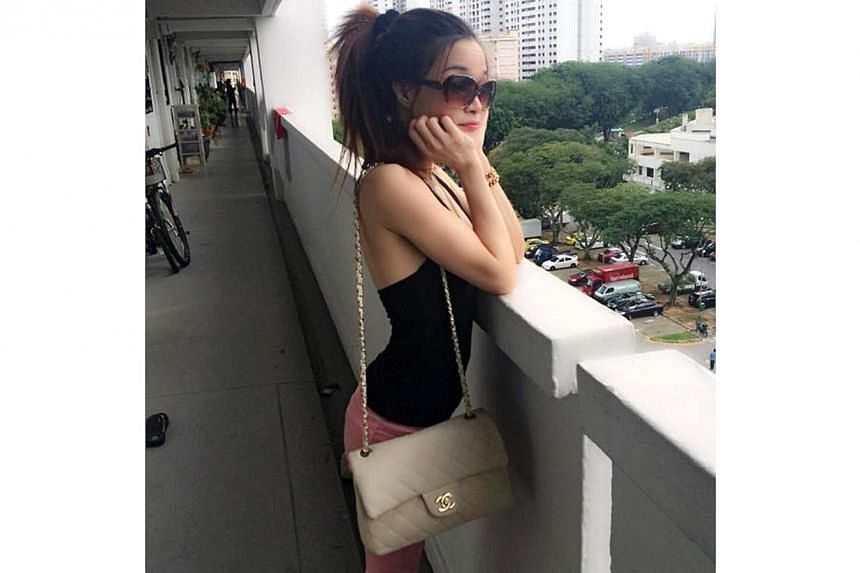Tran Cam Ny 32 was found dead in a two-room unit at Ang Mo Kio Ave 10.-- PHOTO: WANBAO