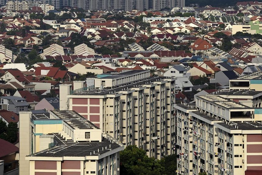 The Central Provident Fund (CPF) Ordinary Account interest rate and HDB mortgage rate is set to remain the same from Jan 1 to Mar 31 next year. PHOTO: ST FILE