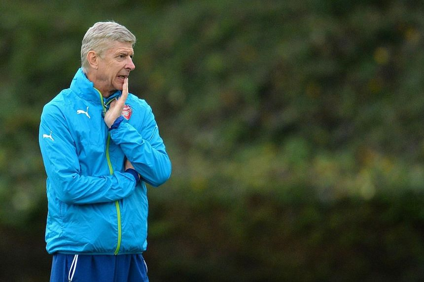 Team manager Arsene Wenger must start learning from his mistakes if Arsenal are to compete at the highest level of European football, Alisher Usmanov, the London club's second-largest shareholder, has said. -- PHOTO: AFP