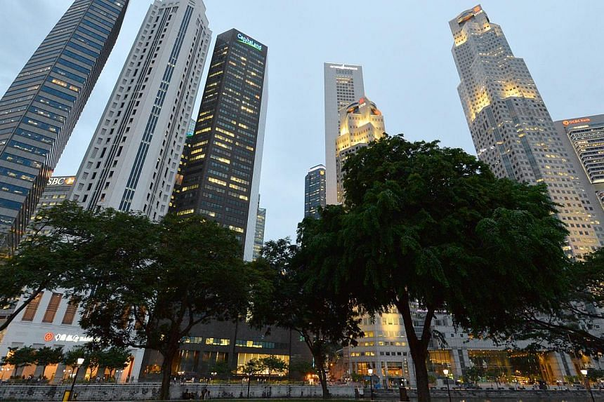 Singapore's exports grew 1.1 per cent in the third quarter over last year, boosted by shipments of non-electronic products. -- PHOTO: ST FILE