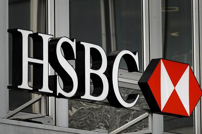 The alleged leak is believed to have taken place in March 2010, when HSBC was advising British insurer Prudential on a major acquisition and was working on a related multibillion-dollar currency transaction. -- PHOTO: AFP