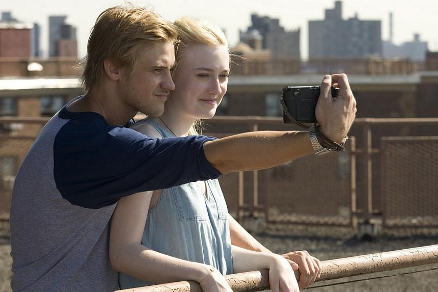 Dakota Fanning is the schoolgirl who has a crush on the same guy (Boyd Holbrook) as her best friend. -- PHOTO: SHAW ORGANISATION