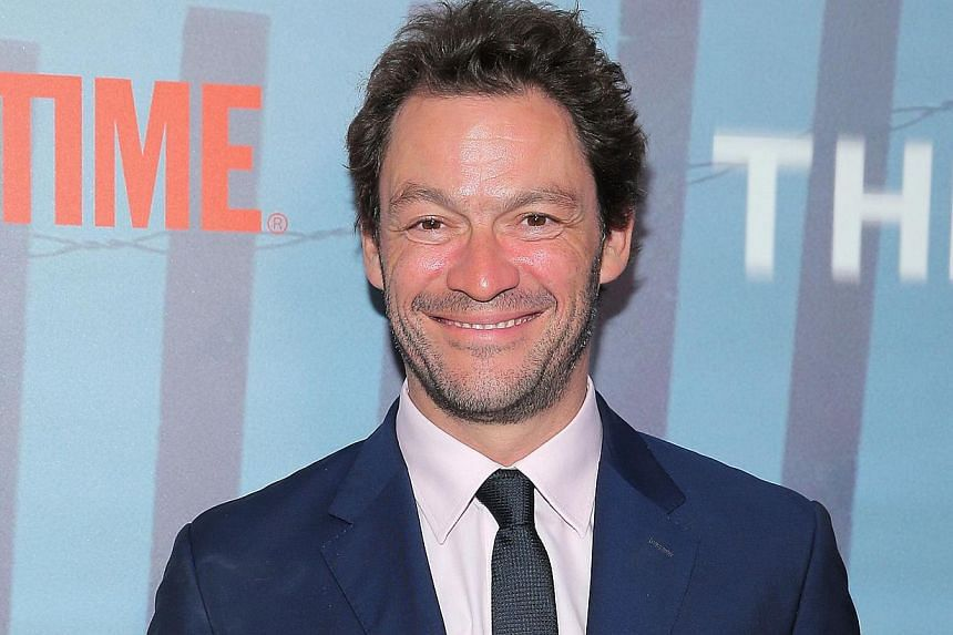 The series - starring British actors Dominic West (above) and Ruth Wilson as the cheating lovers - depicts the same events viewed back-to-back from both perspectives, following a summer extra-marital romance with devastating consequences. -- PHOTO: A