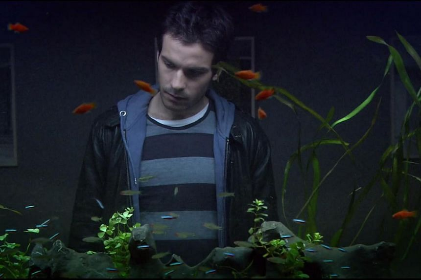 A cinema still from The Life Of Fish, which will play at the Keppel Latin American Film Festival 2014. -- PHOTO: YOUTUBE
