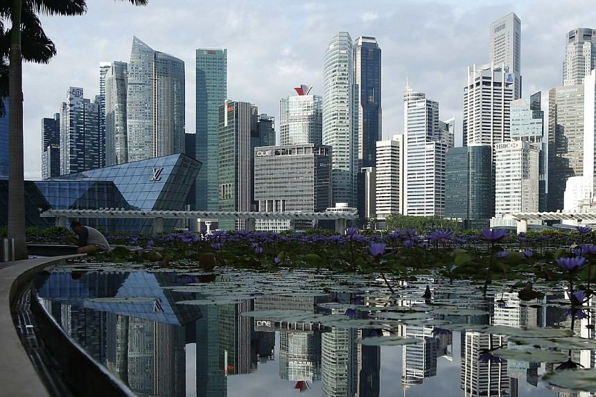 Singapore has the highest number of unpaid invoices of Asia Pacific countries with 41.5 per cent unpaid at their due date, a survey by one the world's largest credit insurers show. -- PHOTO: REUTERS