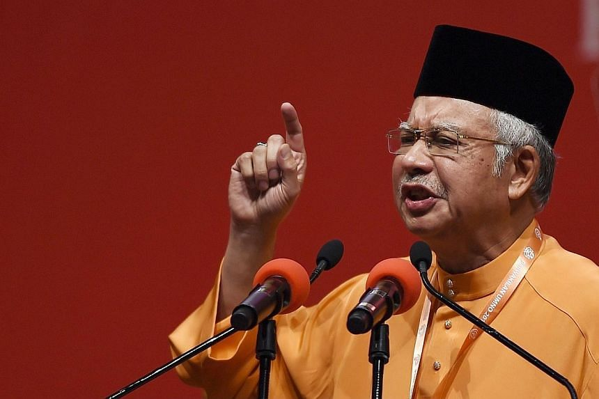 Mr Najib Razak has defused the concerns of Umno members by deciding not only to keep, but also to boost the Sedition Act.