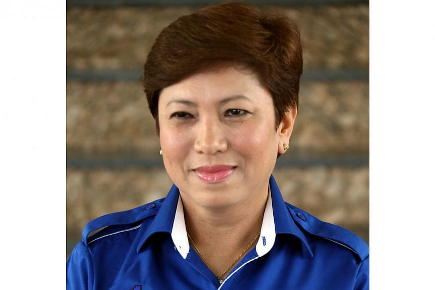 Malaysian Minister in the Prime Minister's Department Nancy Shukri is in Singapore from Sunday till Dec 4 as the 47th Lee Kuan Yew Exchange Fellow (LKYEF). -- PHOTO: THE STAR/ASIA NEWS NETWORK