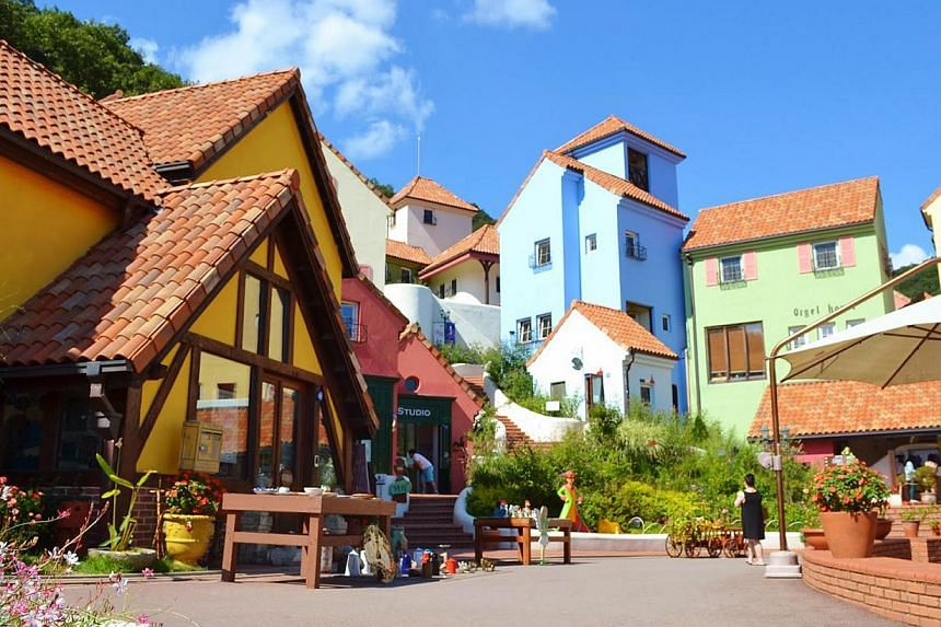 Petite France is a popular location for Korean TV dramas.--PHOTO: CHAN BROTHERS TRAVEL