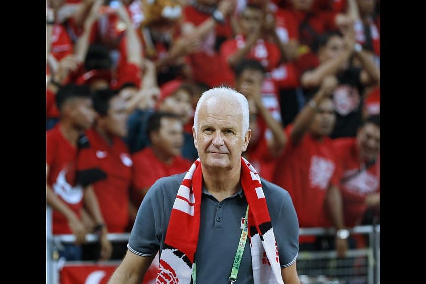 While Bernd Stange wore Singapore's colours with pride, his coaching methods were said to have sparked a major divide between him and the players. Feelings ran so deep that several key players expressed their misgivings to Football Association of Sin