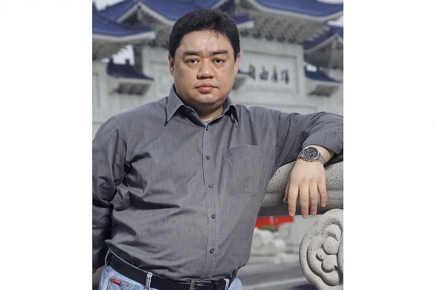 Wu'er Kaixi, a former student leader of the 1989 Tiananmen Square pro-democracy movement, has announced he would run in a legislative by-election in Taiwan. -- PHOTO:DANIEL ULRICH