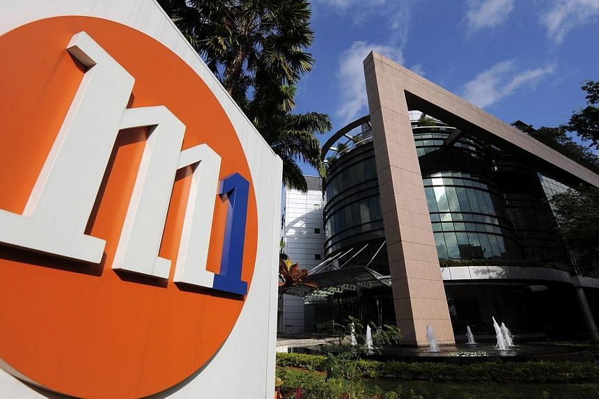 Singapore will be one of the first few countries in the world to have next-generation 4G network with telco M1 announcing the launch on Tuesday. -- PHOTO: M1