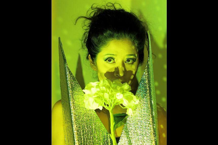 Munah Bagharib will be one of the performers inTeater Ekamatra's upcoming production,Paradise.-- PHOTO: TEATER EKAMATRA