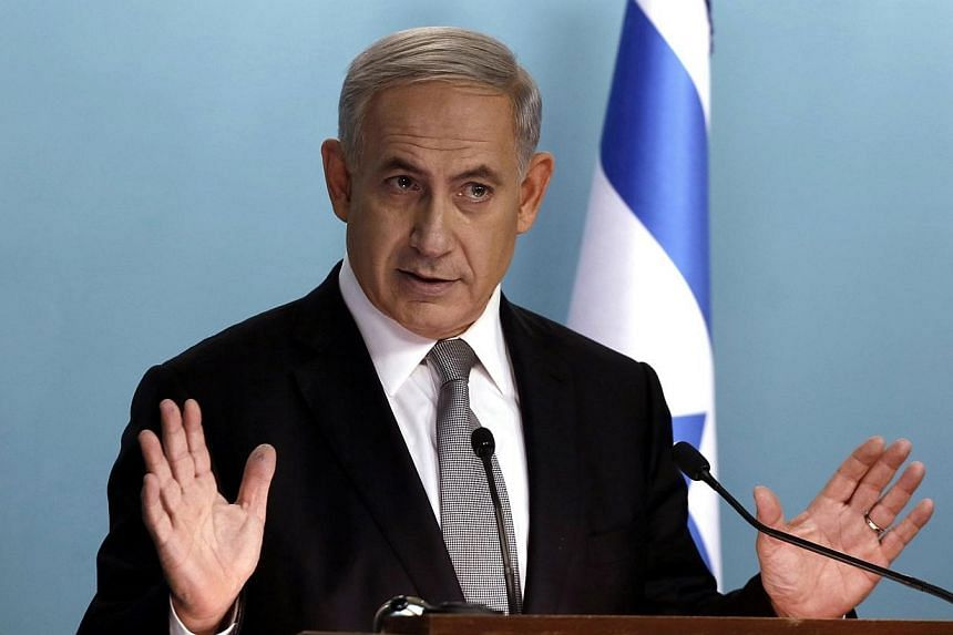 Israel is to hold a snap election on March 17, the parliament's spokesman said Wednesday, following a crisis within Prime Minister Benjamin Netanyahu's fractious coalition government. -- PHOTO: REUTERS