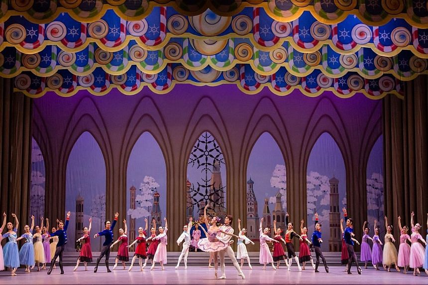 The Singapore Dance Company performing their chinois version of The Nutcracker in 2013. The National Arts Council's 2013 National Population Survey on the Arts found that while more people recognised the importance or the value of the arts, arts