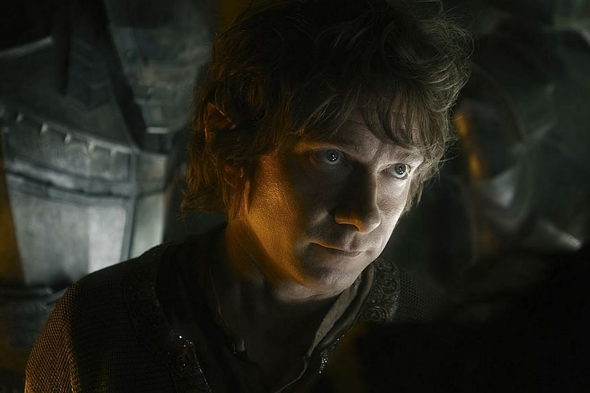 The Hobbit: The Battle Of The Five Armies. -- PHOTO: WARNER BROS