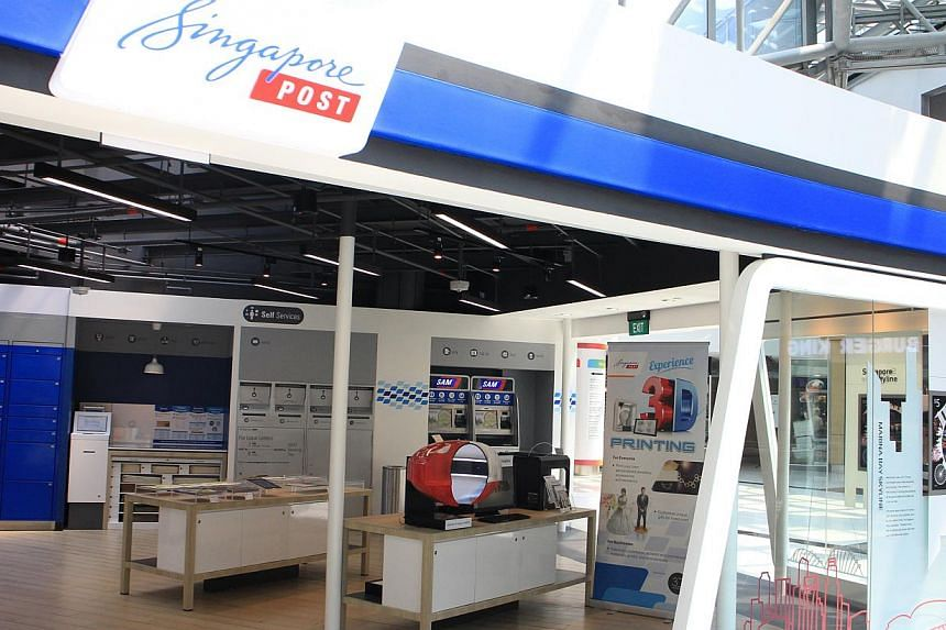 SingPost said the acquisition of the last mile delivery company is in line with its vision of becoming a regional leader in ecommerce logistics. -- PHOTO: SINGAPORE POST