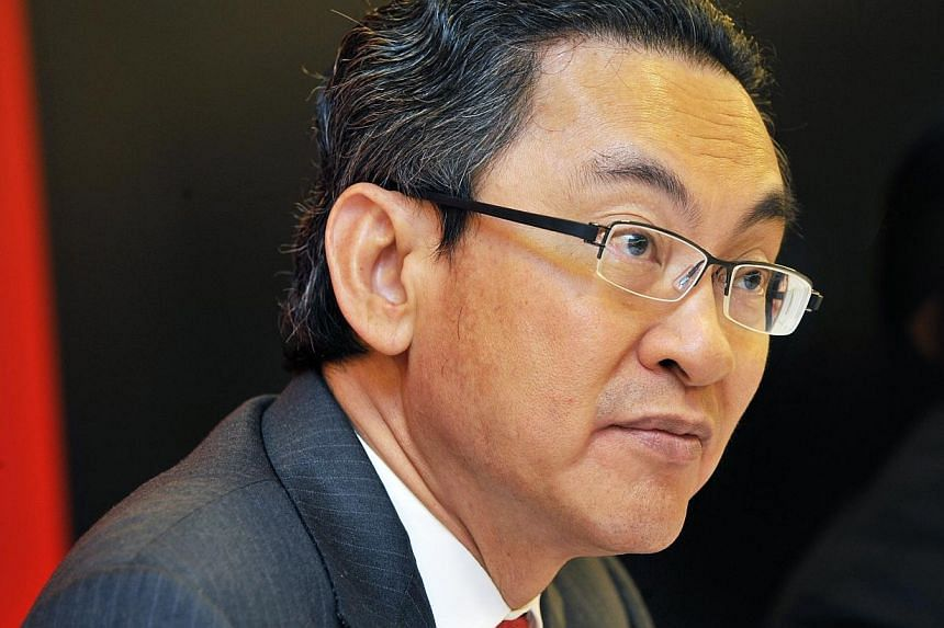 Veteran businessman and investor Koh Boon Hwee has been appointed as an independent board director of Bank Pictet & Cie (Asia) Ltd, the Swiss group's private bank in Singapore. -- PHOTO: ST FILE