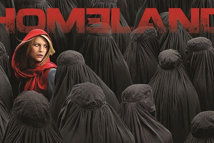 Superb The Comeback And Hit Tv Show Homeland Return With Mixed Download Free Architecture Designs Scobabritishbridgeorg