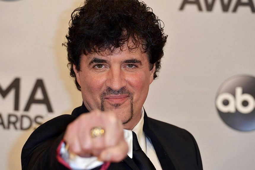 Scott Borchetta, the president and chief executive of the Big Machine Label group who discovered Taylor Swift, will join the show as mentor to contestants on its 14th season. -- PHOTO: REUTERS