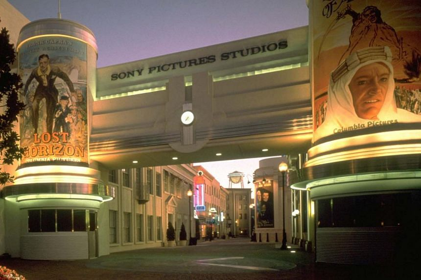 An April 17, 2001 file photo shows Sony Pictures Studios in Culver City, Los Angeles. Sony Pictures Entertainment is to name North Korea as the source of a massive computer attack that has led to leaks ranging from budget and salary numbers to five m