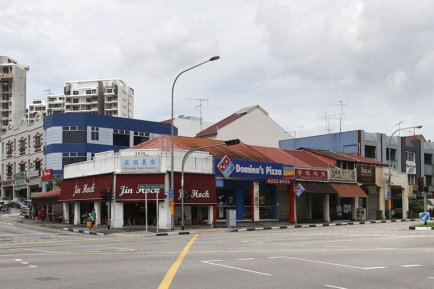 The Housing Board is investing an estimated $9.5 million to develop a 4.2km stretch of Upper Serangoon Road into a heritage corridor, with features such as a market square and storyboards to pay homage to the area's past. The road has two national mo