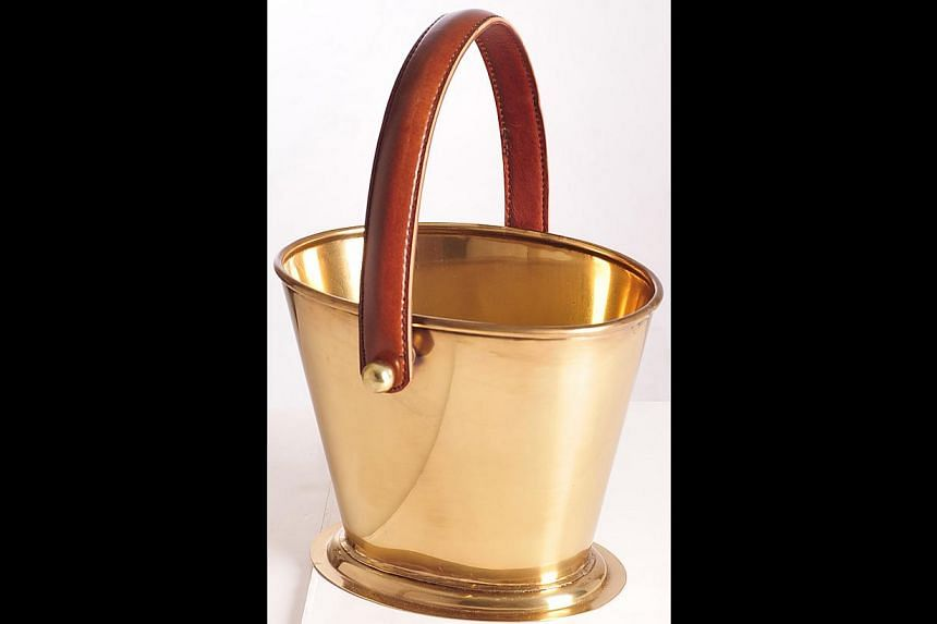 Astor Wine Bucket. -- PHOTO: DIOS VINCOY JR FOR THE STRAITS TIMES