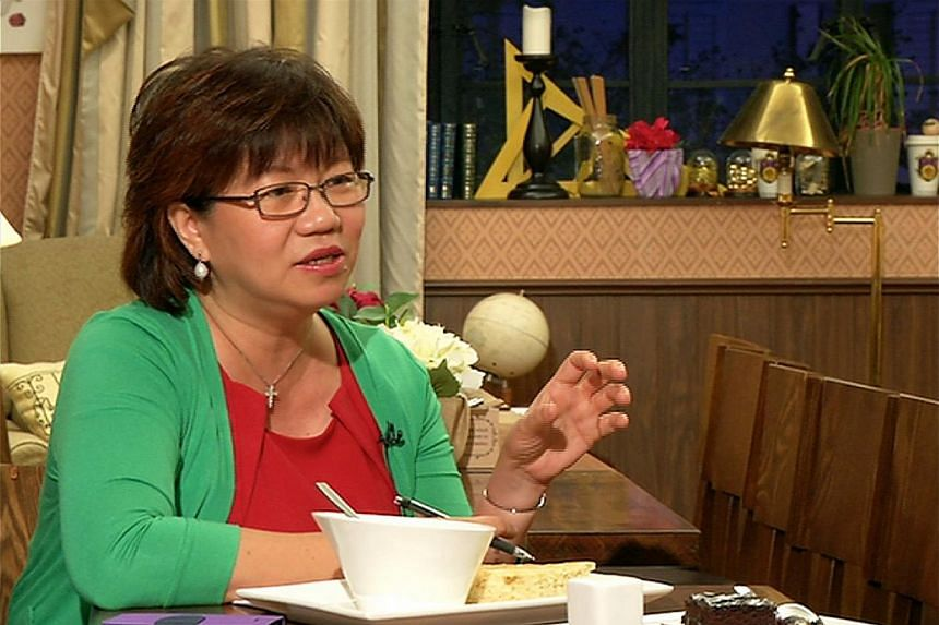 "Ms Denise Phua wants the authorities to give more weightage to the needs of residents, who ""live there, day in, day out, and are there after the visitors have left"". -- ST PHOTO: T. KUMAR"